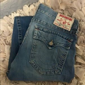 True Religion Joey Flare Men's Jeans 36